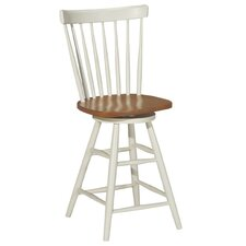 "Madison Park 24"" Swivel Bar Stool"