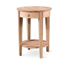 <strong>International Concepts</strong> End Table