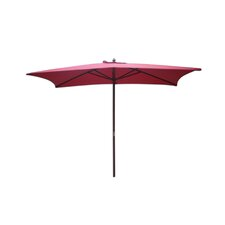 <strong>International Concepts</strong> 7.8' Rectangular Market Umbrella