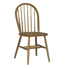 <strong>International Concepts</strong> Spindleback Windsor Side Chair
