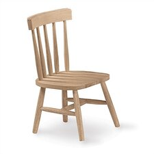 <strong>International Concepts</strong> Tot's Chair (Set of 2)