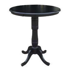 Round Top Pedestal Table
