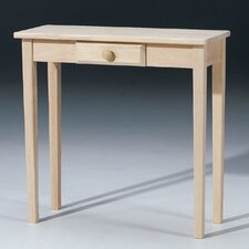 <strong>International Concepts</strong> Rectangular Hall Console Table