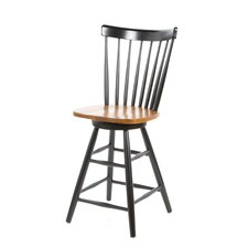 "<strong>International Concepts</strong> Madison Park 24"" Swivel Bar Stool"