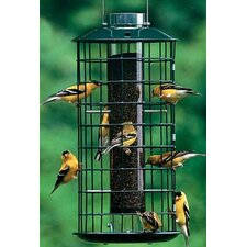 Thistle Haven Caged Bird Feeder