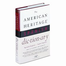 American Heritage Spanish Dictionary, Hardcover, 1152 Pages