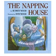 The Napping House Hardcover