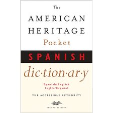 American Heritage Pocket Spanish