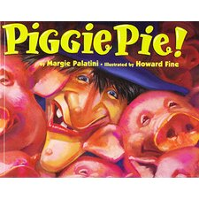 Carry Along Book & Cd Piggie Pie