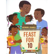 <strong>Houghton Mifflin</strong> Carry Along Book & Cd Feast For 10