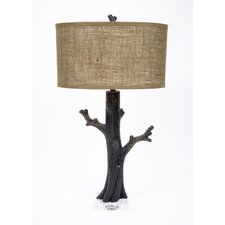 "33"" Resin Tree Branch Table Lamp"