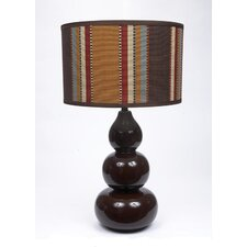 "29"" Apache Ceramic Table Lamp"