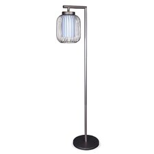 M.R. Lamp and Shade Floor Lamp