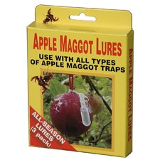 Apple Maggot Replacement Lures (Set of 3)