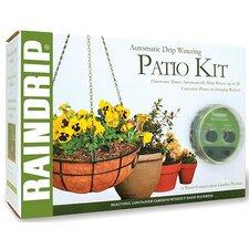 Auto Drip Water Patio Kit
