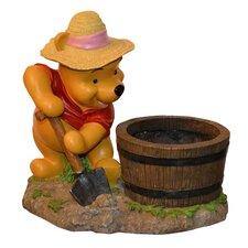 Disney Winnie-the-Pooh Barrel Planter