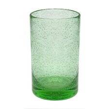 Iris Highball Glass in Light Green (Set of 4)