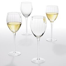 Optic Wine Glass (Set of 4)