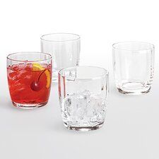 <strong>Artland</strong> Optic Double Old Fashioned Glass (Set of 4)