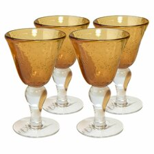 Iris White Wine Glass (Set of 4)