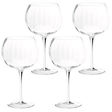 <strong>Artland</strong> Optic 12 Oz Balloon Glass (Set of 4)
