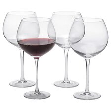 Sommelier Balloon Red Wine Glass (Set of 4)