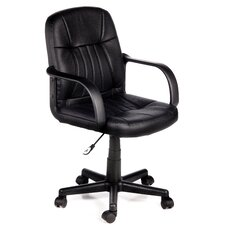 <strong>Comfort Products</strong> Mid-Back Leather Chair