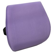 <strong>Comfort Products</strong> Memory Foam Massage Lumbar Cushion with Heat