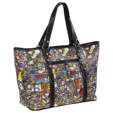 Diva Dogs Large Tote Bag