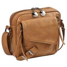 Buckle Cross-Body Bag