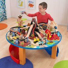 <strong>KidKraft</strong> 95 Piece Dinosaur Train Table Set
