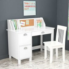 "35.75"" W Writing Desk"