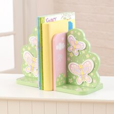 Butterfly Book Ends