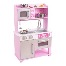 Toddler Kitchen with Accessories