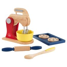 6 Piece Primary Baking Set
