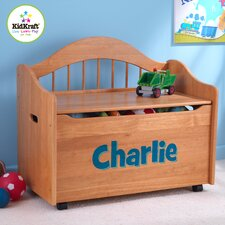 Personalized Limited Edition Toy Box