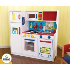 Personalized Deluxe Let's Cook Kitchen
