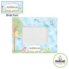 Personalized Birds Frame