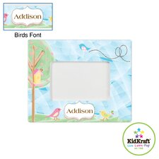 Personalized Birds Frame