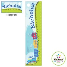 <strong>KidKraft</strong> Personalized Train Growth Chart