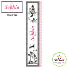 Toile Growth Chart