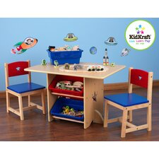 <strong>KidKraft</strong> Star Kids' 5 Piece Table and Chair Set