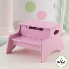 Step N' Store Stool in Pink