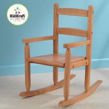 Kid's  2-Slat Rocking Chair