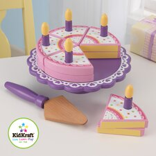 17 Piece New Birthday Cake Set