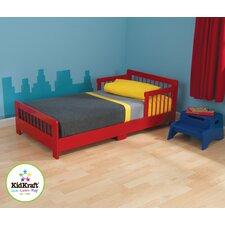 Slatted Toddler Bed
