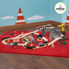 Construction Bucket Top Train Set