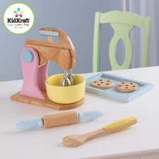 <strong>KidKraft</strong> 6 Piece Pastel Kitchen Baking Set