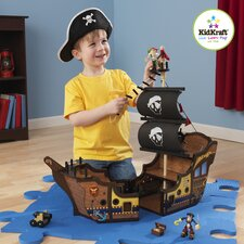 <strong>KidKraft</strong> Pirate Ship