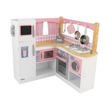 <strong>KidKraft</strong> Grand Gourmet Corner Kitchen